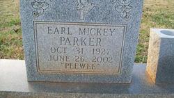 Earl Mickey Peewee Parker