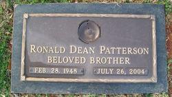 Ronald Dean Ronnie Patterson