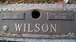 Mary Kate <i>Thompson</i> Wilson