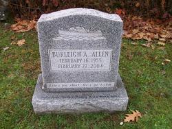 Burleigh A Allen