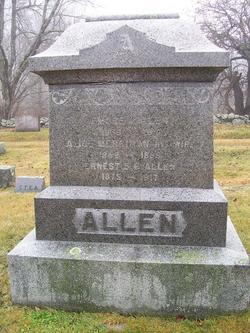 Alice <i>Merriman</i> Allen