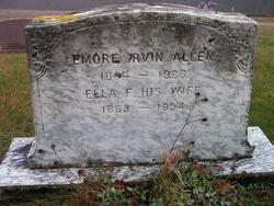 Emore Irvin Allen