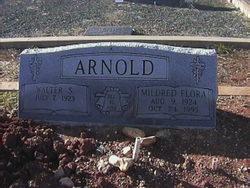 Mildred Flora <i>Taylor</i> Arnold