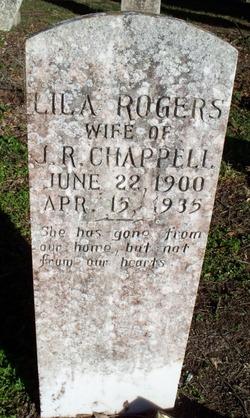 Lila <i>Rogers</i> Chappell