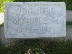 Myrtle May <i>Hinman</i> Donahue