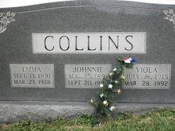 Frances Lou Emma <i>Mayes</i> Collins