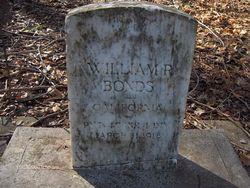William R Bonds