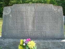 Elizabeth Catherine <i>Bretz</i> Baglen