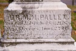 Moses Montrose Pallen