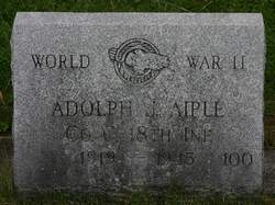 Adolph J. Aiple