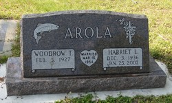 Harriet L. <i>Johnston</i> Arola