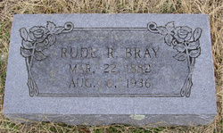 Rude R Bray