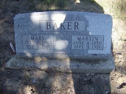 Mary <i>Noe</i> Baker