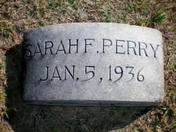 Sarah Margaret Sallie <i>Freeman</i> Perry