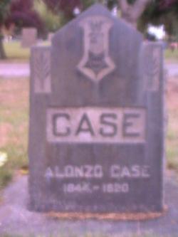 Pvt Alonzo Case