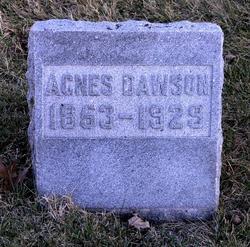 Agnes <i>Kelly</i> Dawson