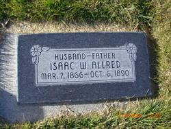 Isaac Watson Allred