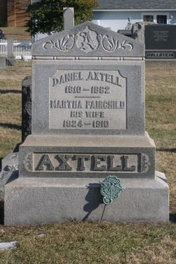 Daniel Thomas Axtell, Jr