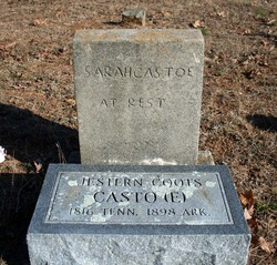 Jestern Sarah <i>Coots</i> Castoe
