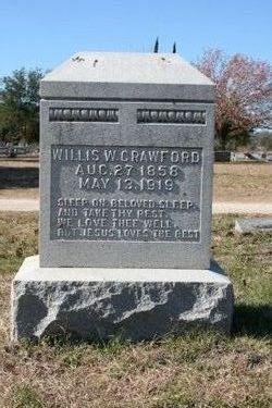 Willis Walton Crawford