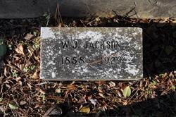 William Joseph Jackson, Sr