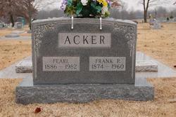 Nancy Pearl <i>Chaney</i> Acker