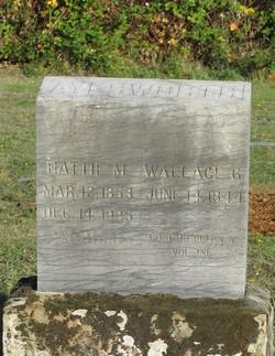 Hattie Matilda <i>Burlingham</i> Aylsworth