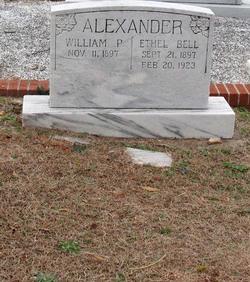 Ethel <i>Bell</i> Alexander