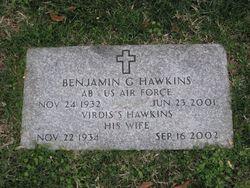 Benjamin Garrett Hawkins