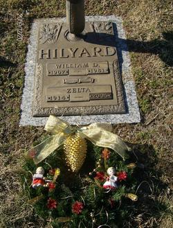 Laura Zelta <i>Gott</i> Hilyard