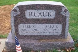 Fred C Black
