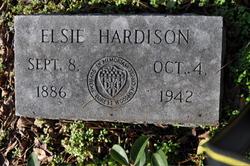 Elsie W. <i>Gaylord</i> Hardison