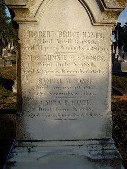 Samuel M Hanff