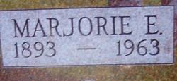 Marjorie E <i>Westinghouse</i> Thompson