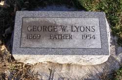 George W Lyons
