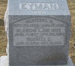 Blance L <i>Simpson</i> Eyman