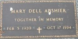 Mary Dell Abshier