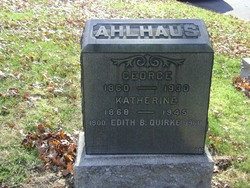 George Ahlhaus