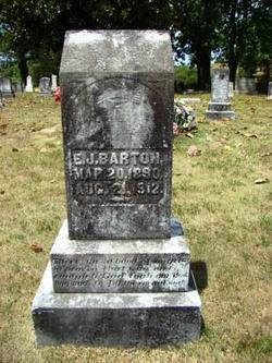 E. J. Barton