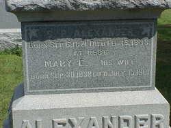 Samuel Paxton Alexander