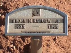 Arden M Barlow, Jr
