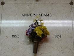 Anne M. Adams
