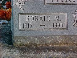 Ronald M. Farnham