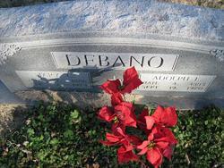 Adolph E Debano