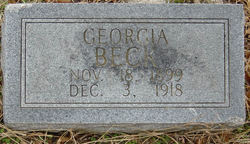 Georgia Beck