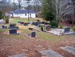 Wade's Chapel Holiness Church Cemetery