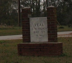 Veal Community Cemetery