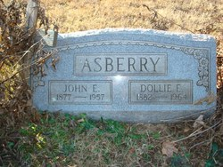 Mary Elizabeth Dollie <i>Hood</i> Asberry
