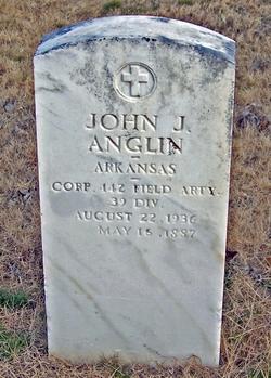 John J Anglin