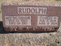 May Jerusha <i>McGregor</i> Rudolph